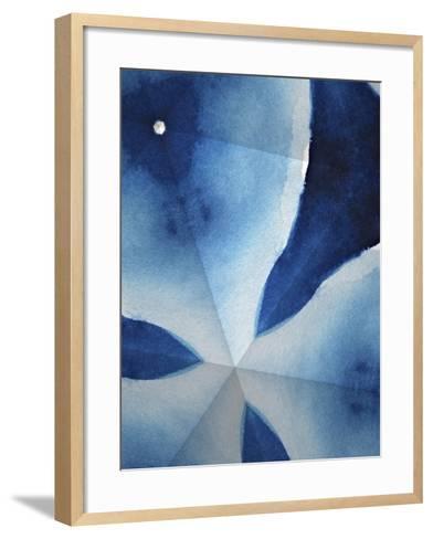 Indigo Daydream V-Renee W^ Stramel-Framed Art Print