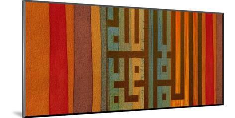 The Language of Color II-Irena Orlov-Mounted Art Print