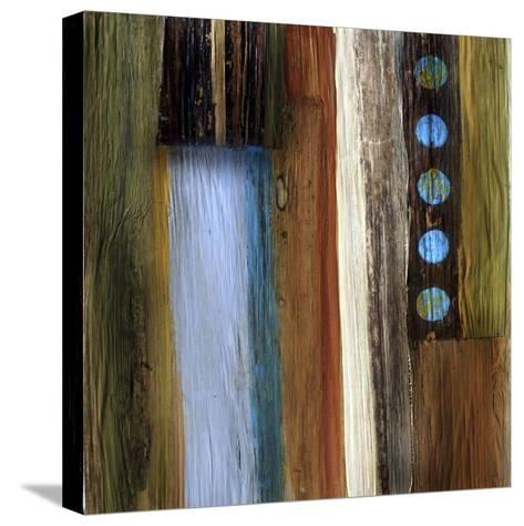 Spice Impressions I-Irena Orlov-Stretched Canvas Print