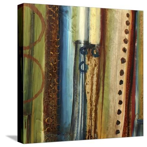 Spice Impressions VIII-Irena Orlov-Stretched Canvas Print