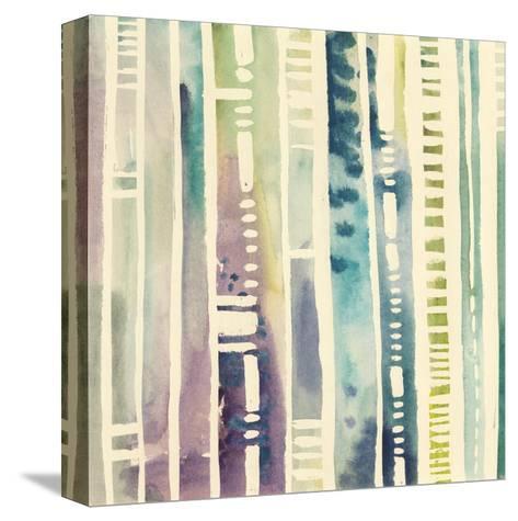 Nightfall Cascade I-Grace Popp-Stretched Canvas Print