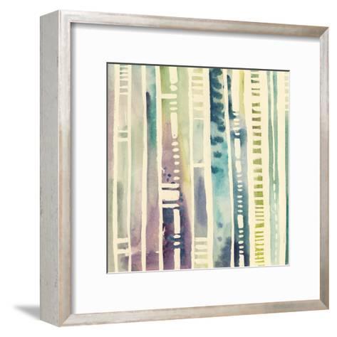 Nightfall Cascade I-Grace Popp-Framed Art Print