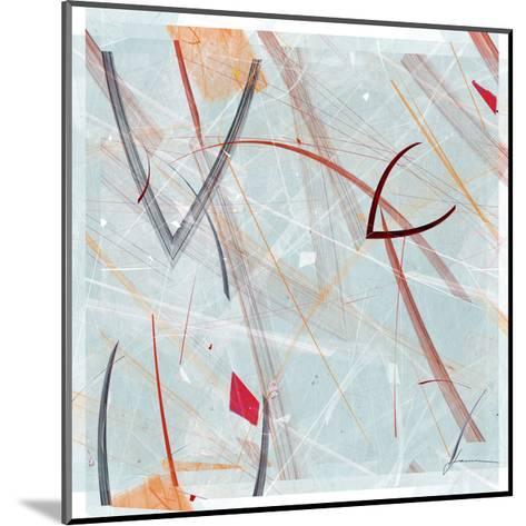Vectora Panel III-James Burghardt-Mounted Art Print