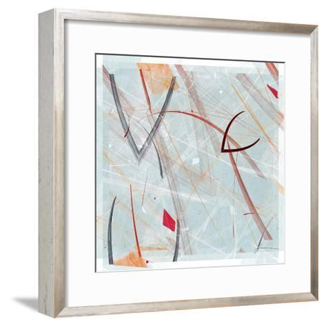 Vectora Panel III-James Burghardt-Framed Art Print