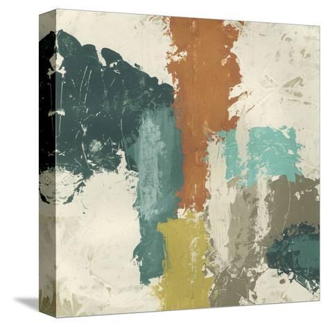 City Signals II-June Erica Vess-Stretched Canvas Print