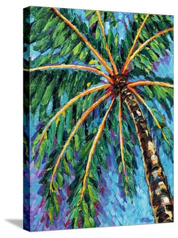 Under the Palms II-Carolee Vitaletti-Stretched Canvas Print