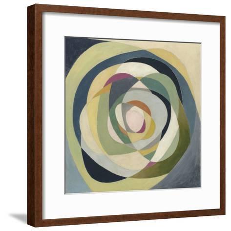 Through the Glass I-Megan Meagher-Framed Art Print