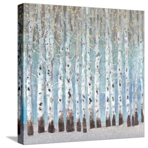 Into the Forest II--Stretched Canvas Print