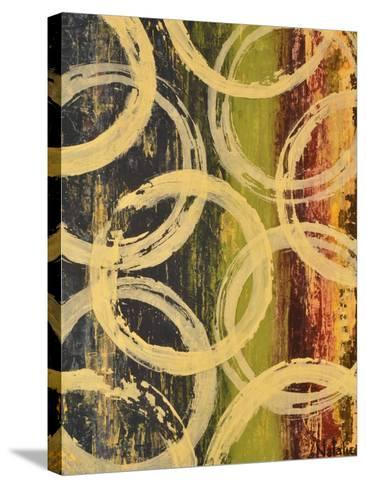 Rings of Engagement II-Natalie Avondet-Stretched Canvas Print
