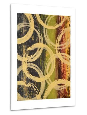 Rings of Engagement II-Natalie Avondet-Metal Print
