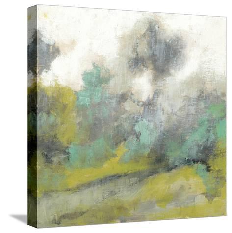 Pastel Walk I-Jennifer Goldberger-Stretched Canvas Print