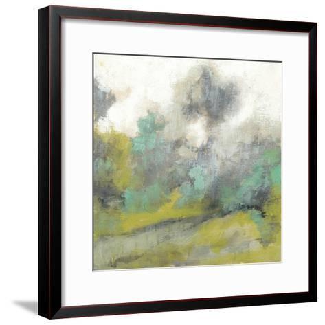 Pastel Walk I-Jennifer Goldberger-Framed Art Print