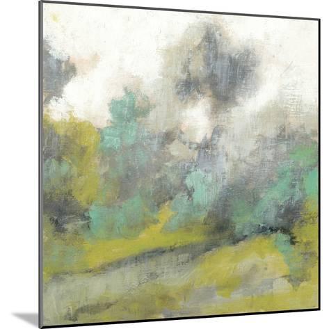 Pastel Walk I-Jennifer Goldberger-Mounted Art Print