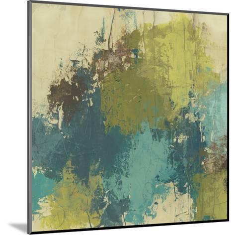 Blue Monday II-June Erica Vess-Mounted Art Print