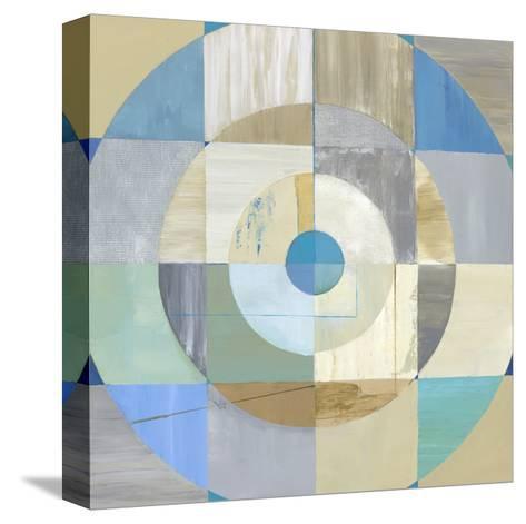 Circle Center I-Julie Joy-Stretched Canvas Print