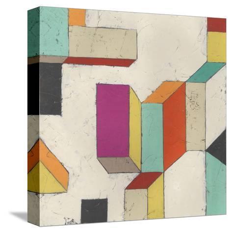Tessellate II-June Erica Vess-Stretched Canvas Print