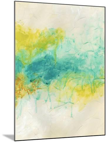 Aurora Lights I-June Erica Vess-Mounted Art Print