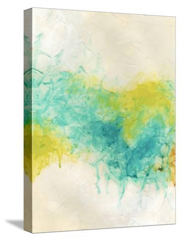 Aurora Lights II-June Erica Vess-Stretched Canvas Print
