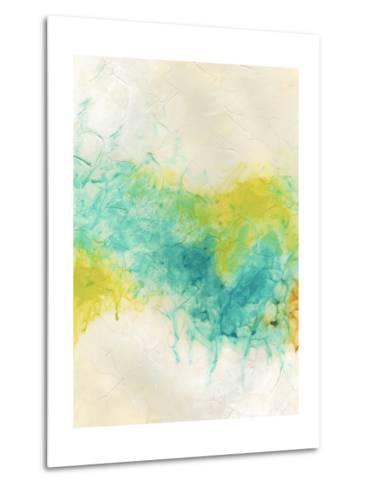 Aurora Lights II-June Erica Vess-Metal Print