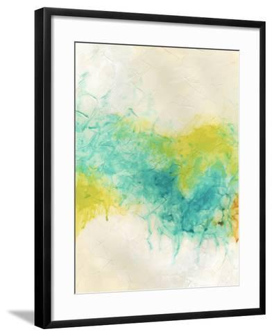 Aurora Lights II-June Erica Vess-Framed Art Print