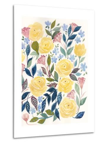 Unbound Blossoms II-Grace Popp-Metal Print