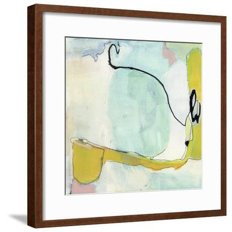 Travelogue II-Jodi Fuchs-Framed Art Print