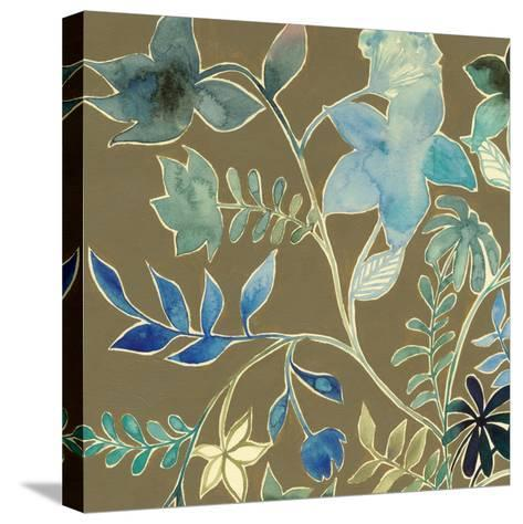 Flower Garland III-Grace Popp-Stretched Canvas Print