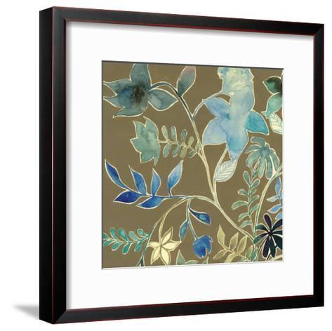 Flower Garland III-Grace Popp-Framed Art Print