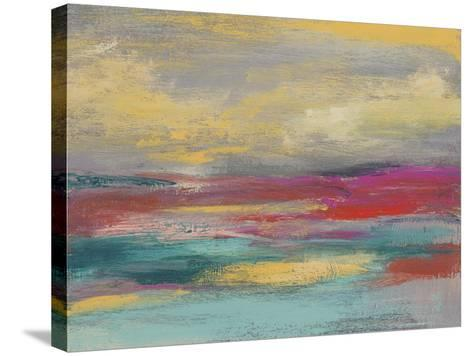 Sunset Study I-Jennifer Goldberger-Stretched Canvas Print