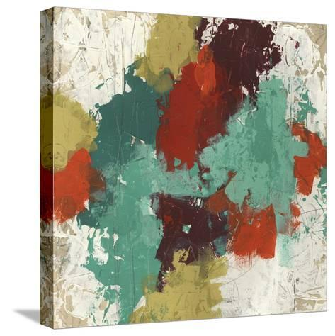 Kaleidoscope Signals I-June Erica Vess-Stretched Canvas Print