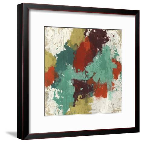 Kaleidoscope Signals I-June Erica Vess-Framed Art Print