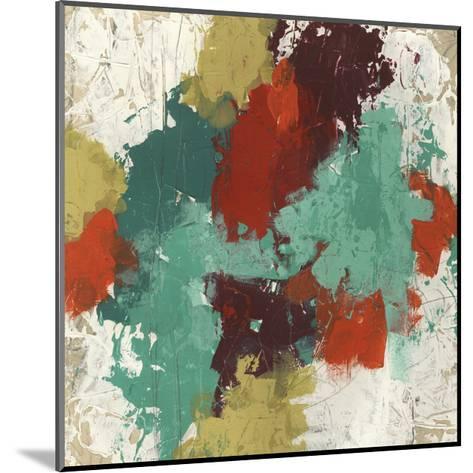 Kaleidoscope Signals I-June Erica Vess-Mounted Art Print