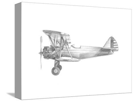 Technical Flight I-Ethan Harper-Stretched Canvas Print