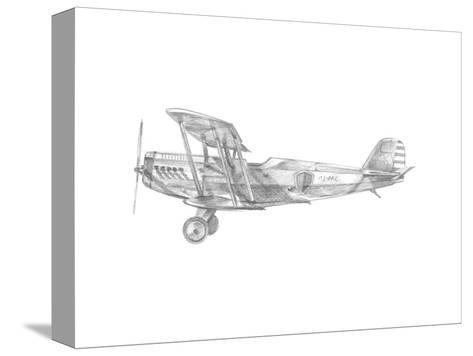 Technical Flight II-Ethan Harper-Stretched Canvas Print