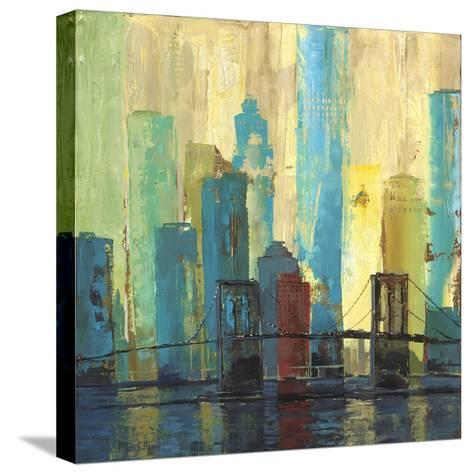 City Connection II-Julie Joy-Stretched Canvas Print