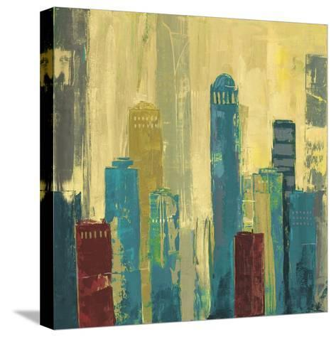 City Connection I-Julie Joy-Stretched Canvas Print