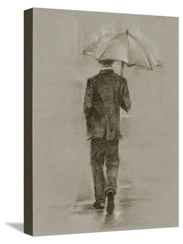 Rainy Day Rendezvous II-Ethan Harper-Stretched Canvas Print