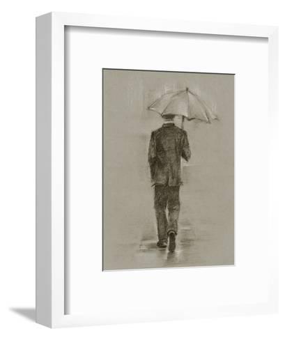 Rainy Day Rendezvous II-Ethan Harper-Framed Art Print