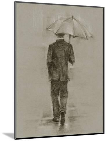 Rainy Day Rendezvous II-Ethan Harper-Mounted Art Print
