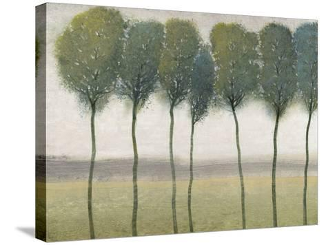 Row of Trees I--Stretched Canvas Print