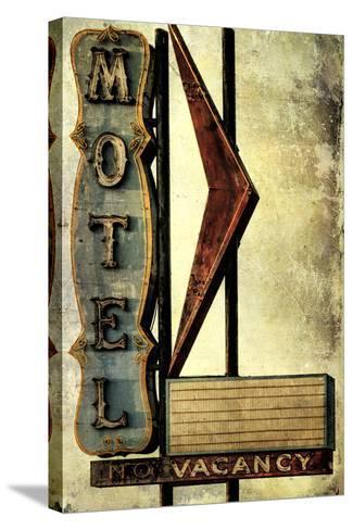 Vintage LA XVI-Honey Malek-Stretched Canvas Print