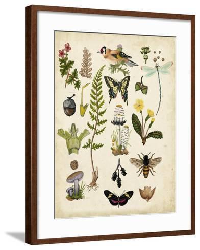 A Walk in the Forest I-Naomi McCavitt-Framed Art Print