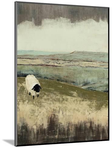 Open Meadow I-Grace Popp-Mounted Art Print