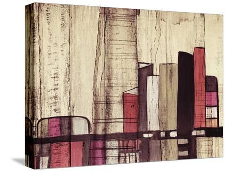 Inner City I-Irena Orlov-Stretched Canvas Print