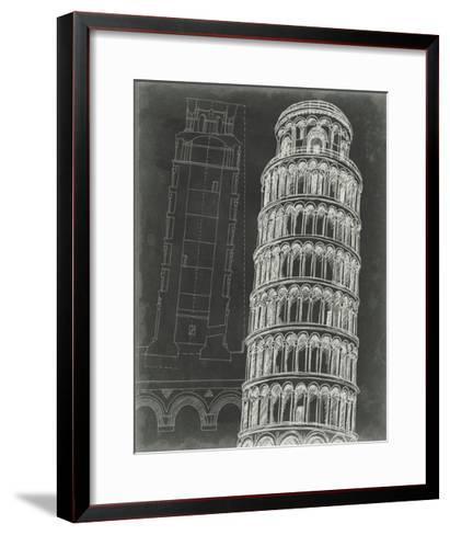 Iconic Blueprint III-Ethan Harper-Framed Art Print