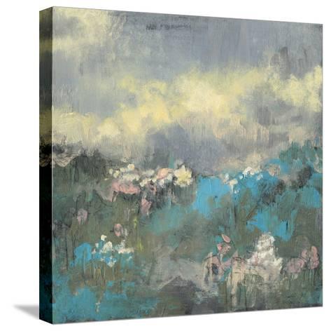 Painterly Field I-Jennifer Goldberger-Stretched Canvas Print