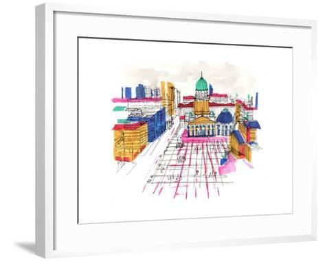 Berlin, 2015-Charlotte Orr-Framed Art Print
