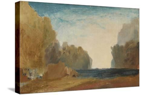 Rocky Bay-J^ M^ W^ Turner-Stretched Canvas Print