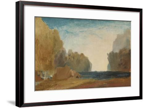 Rocky Bay-J^ M^ W^ Turner-Framed Art Print