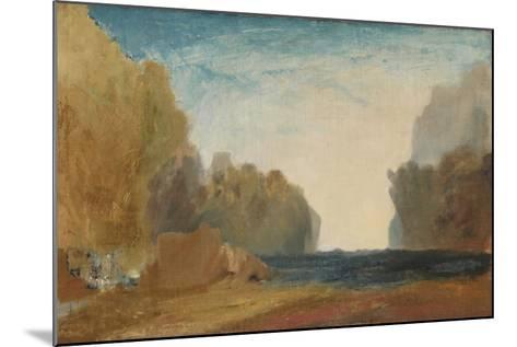 Rocky Bay-J^ M^ W^ Turner-Mounted Giclee Print